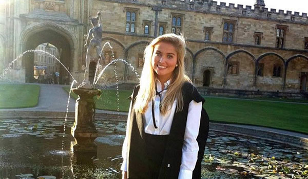 The Oxford Girl