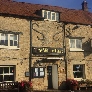 The White Hart Community Pub Market