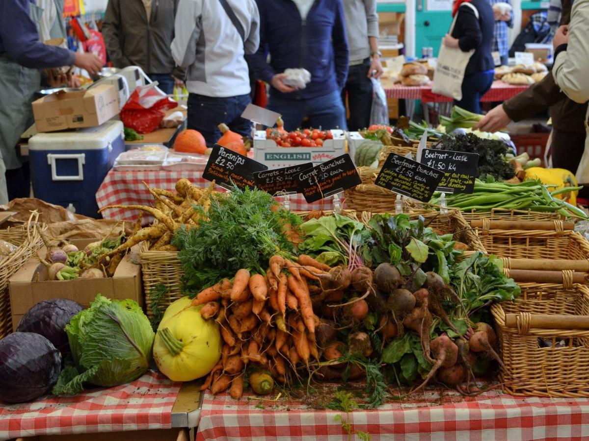East Oxford Farmers Market