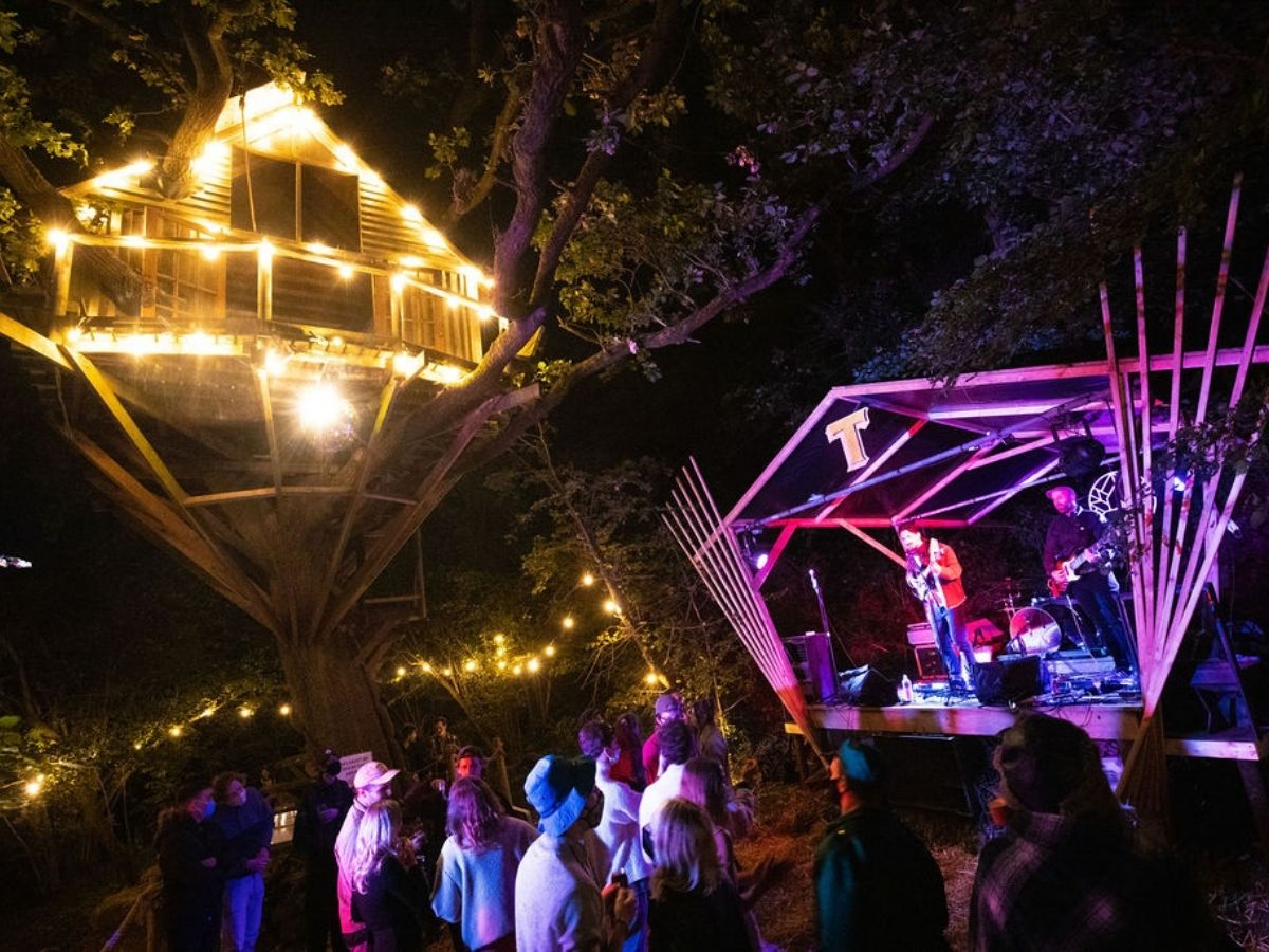 Treehouse Festival Uffington Oxfordshire