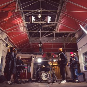 Upcycled Sounds and OCM Covered market Gigs