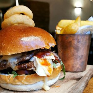 Oxfordshire Yeoman Burger Night