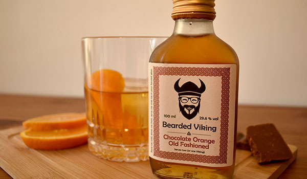 Chocolate Orange Old Fashioned
