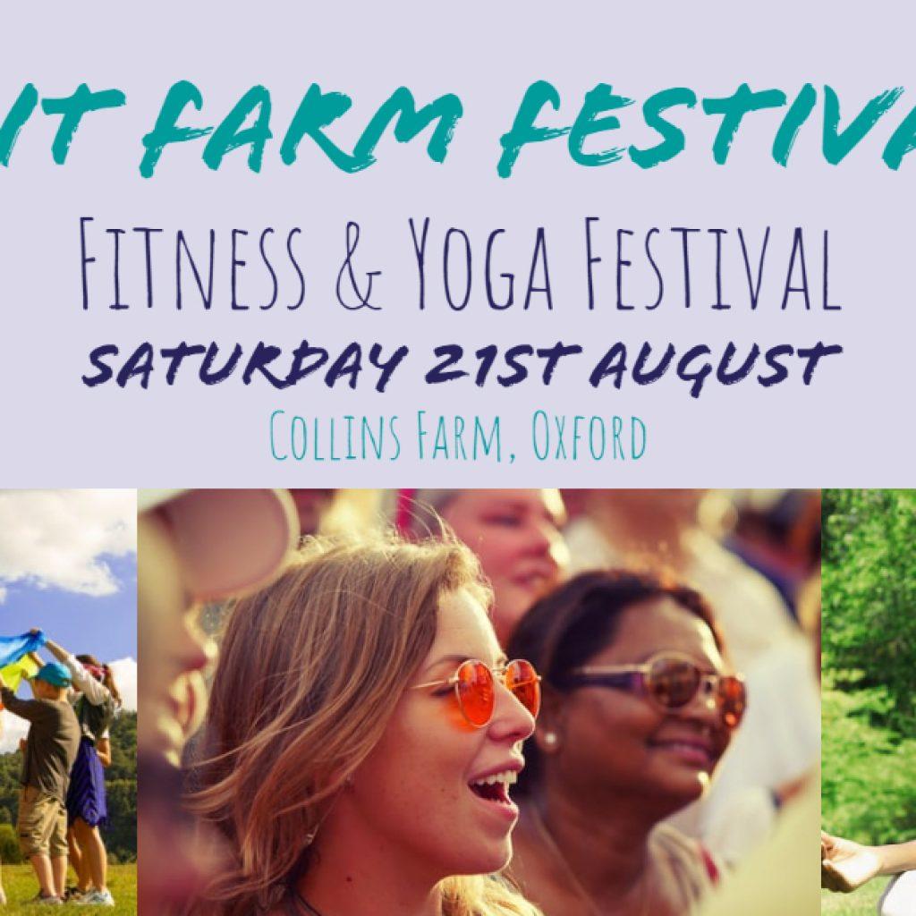 Fit Farm Festival Oxfordshire