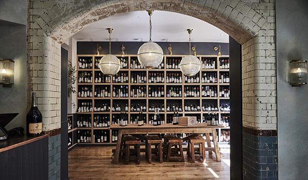 Wilding Wine Oxford