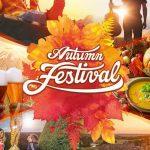 Blenheim Palace autumn festival