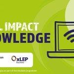 escalate knowledge event oxfordshire