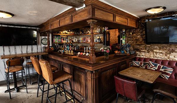 Fyrefly Studios Oxford Pub