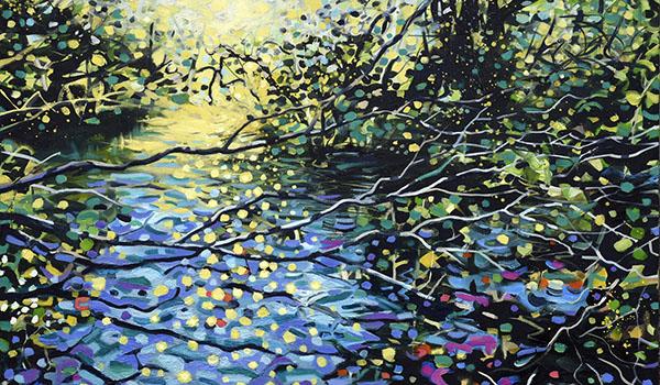Jim Whitty Sarah Wiseman Gallery Oxford
