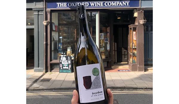 Oxfordshire Menu Oxford Wine Company