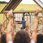 Treehouse Festival Oxfordshire Yoga