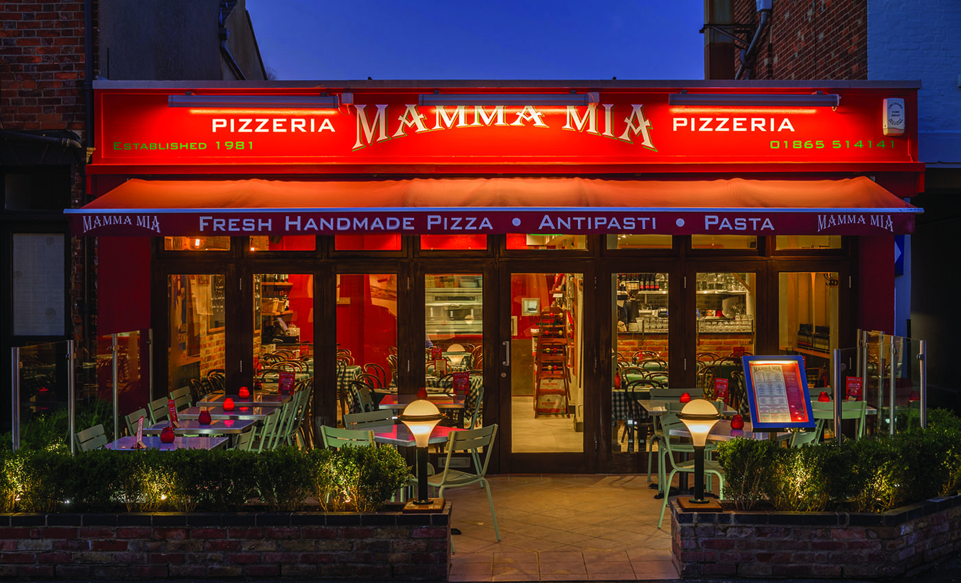 Mamma Mia Oxford