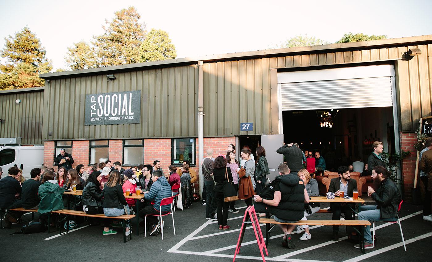 Tap Social Taproom Oxford